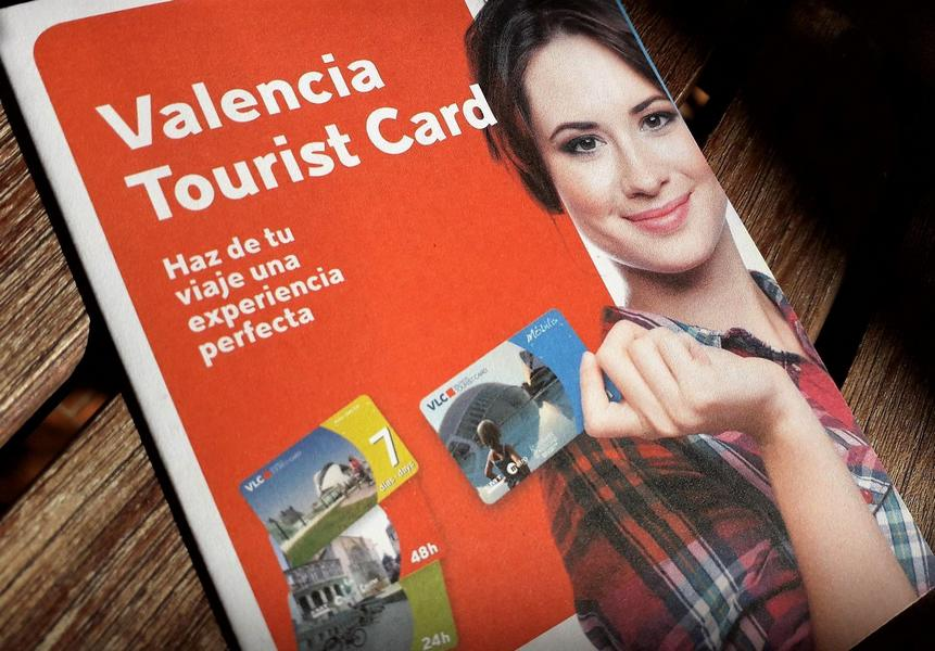 La Carta sconti Valencia Card